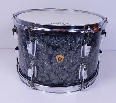 "Ludwig 1966 Keystone Vintage Tom 13"" x 9""  BDP Vintage USA   *GUTER ZUSTAND*"