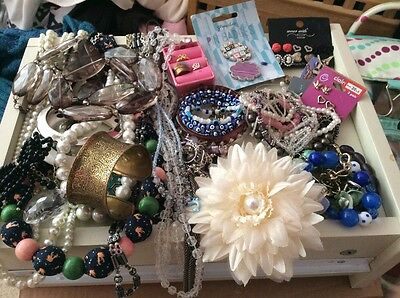 Job Lot Wholesale Jewellery, Pearls, Earrings, Rings, Bracelets, Necklaces