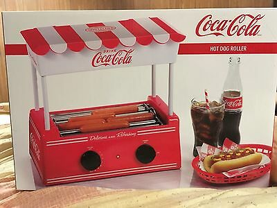 Coca Cola Hot Dog Roller FREE Shipping in the USA