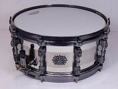 Tama KSS-146 Warlord 14 x 6 Spartan Stainless Steel Drum Snare  *Made in Japan*