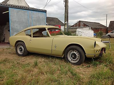 1967 Early Mk1 Triumph Gt6, 100% Body Restoration,3 Owner Car, Project