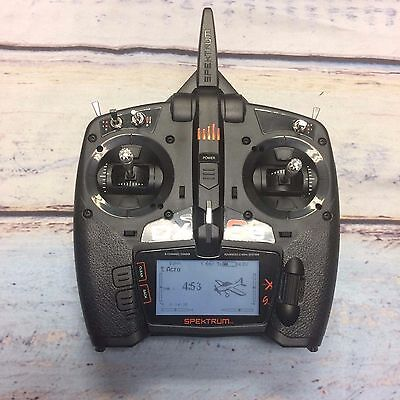 Spektrum DX6e Transmitter Very Good Used Condition G2