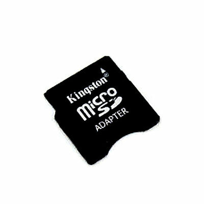 **UK STOCK** Kingston Micro SD to Mini SD Adapter MiniSD MicroSD