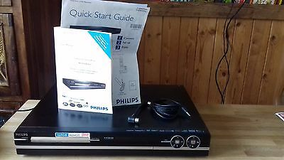 HDD & DVD Player/Recorder Philips 160Gb DVDR5520H