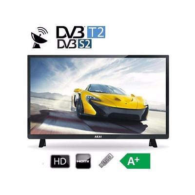 Akai AKTV2813TS Tv Led 28'' + Sat televisore digitale terrestre
