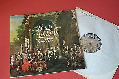 Archiv DGG 004461 Bach and his Time An Introduction to J.S Bach and his music