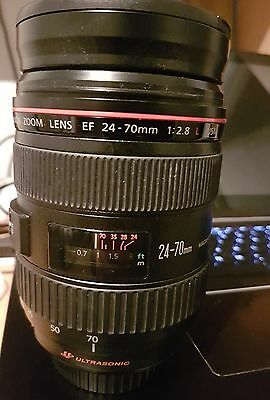 Canon EF 24-70 mm f/2.8L USM Lens for Canon