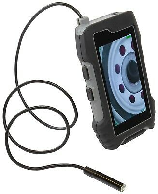 JEGS Performance Products W50072R Inspection Camera 4.3 Color LCD Monitor 9mm