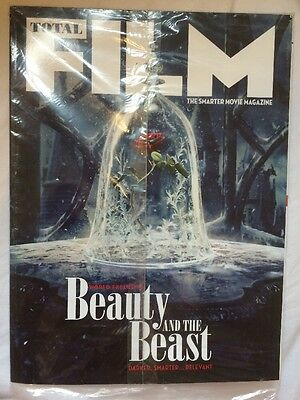 NEW Total Film March 2017 Beauty and the Beast Rare Subscribers Cover