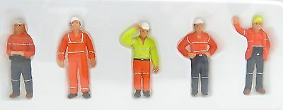 Conrad AUSTRALIAN Workers Mining Set of 5 - Scale 1:50