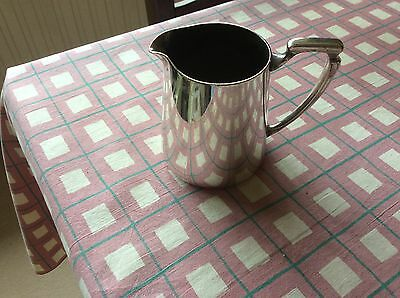 Mappin and Webb prince's plate milk jug