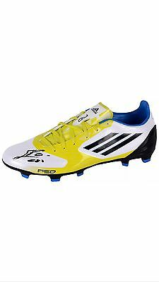 Lionel Messi Signed Cleat with Proof Phg Sports FIFA Barcelona
