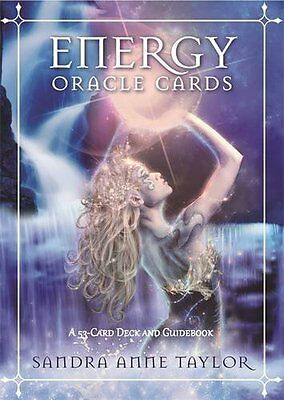 Energy Oracle Cards 53 Card deck and guide