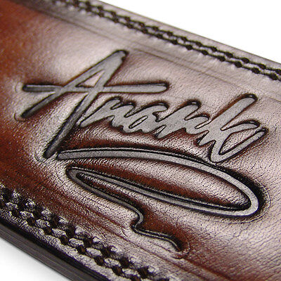 "Power Lifting Belt (ANARK ARTISAN ""Goliath"") Real Leather 100mm/ 10mm"