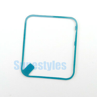 Lots Front LCD Sticker Adhesive Tape Glue For Apple Watch Series 1 iWatch
