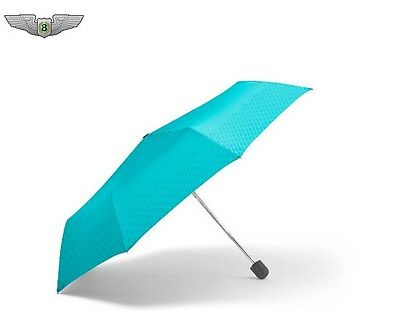 MINI Lifestyle New Genuine MINI Foldable Aqua Umbrella with Signet 80232445720