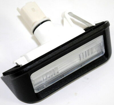 Citroen Berlingo Dispatch Number Licence Plate Light Unit New and Genuine 6340G7