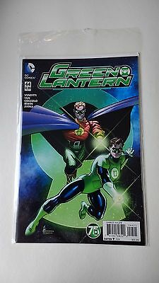 Green Lantern Issue 44 Variant New 52