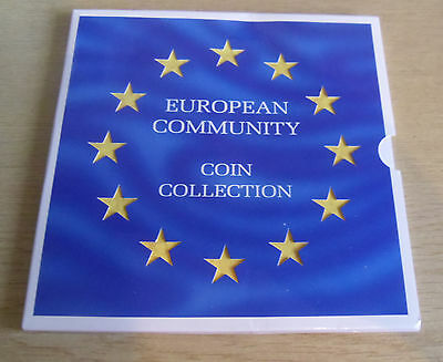 Royal Mint European Community Coin Collection Pack