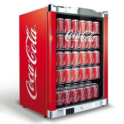 Husky HY211 Coca Cola Undercounter Fridge