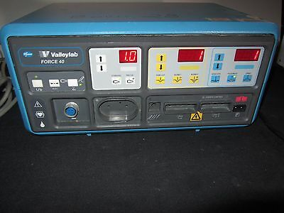 Valley Lab Force 40 Electrosurgery Generator