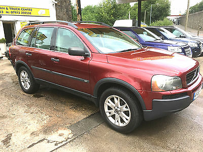 Volvo XC90 2.4 Geartronic 2005MY D5 SE 7 SEATER 2005/55 REGISTRATION
