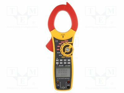 1 pcs Power clamp meter; Øcable:55mm; LCD 4 digits, bargraph; 0÷90°