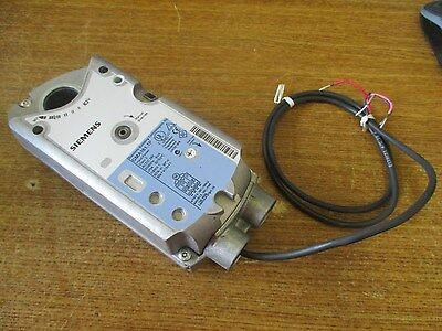 New Siemens Damper Actuator Gma161.1P