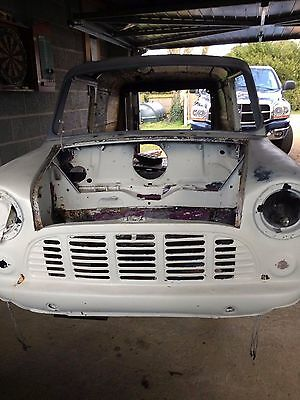 1982 Mini Van Project