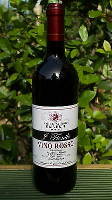 Red Wine IGT Tuscany - Ulivelli