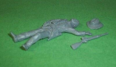 Toy Soldiers Little Big Horn Dead 7Th Cavalry Trooper 54 Mm