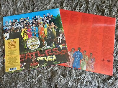 The Beatles - Sgt Pepper's Lonely Hearts Club Band 50th - Sealed 2017 Vinyl LP