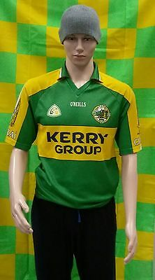 Iconic Kerry GAA (2006 All Ireland) Gaelic Football Jersey (Youths 13-14 Years)