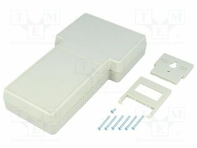 1 pcs Enclosure: for devices with displays; X:131mm; Y:237mm; Z:45mm