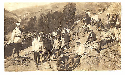 Russian General Vrangel Denikin White Army in Serbia 1920s' original photo