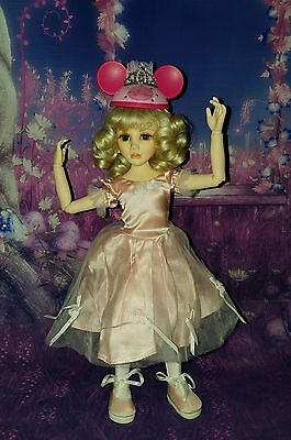 "Berdine Creedy Resin BJD 13"" Butterfly Child Princess Charlene FULL set New"