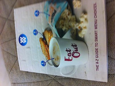 2017 Brand New Weightwatchers Weight Watchers 2017 Eat Out Guide Smart Points