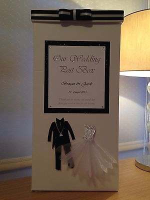 Wedding/aniversary Card Post Box