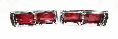 Tail lamp assembly set for late Skyline GT-R Hakosuka (12-NS215)