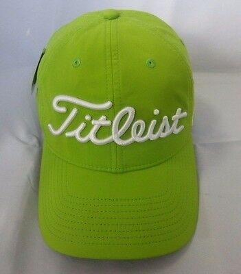 New Titleist Apple Tour Performance Fashion Hat/ Cap Adjustable
