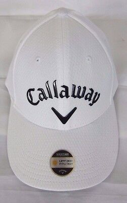 New Callaway 2016 Weather Series Liquid Cap White 30+