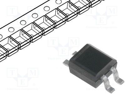 5 pcs Single phase rectifier bridge; Urmax:40V; If:0.5A; Ifsm:20A