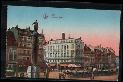 123.987  Lille, Grand Place