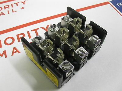 T30060-3CR BUSS Fuse Holder 3 Pole 60 Amps 300V For Class T Fuses