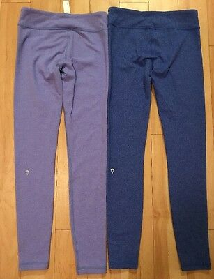 EUC! SZ 12 IVVIVA Lot Of 2 Rhythmic Tight Leggings Sold Out