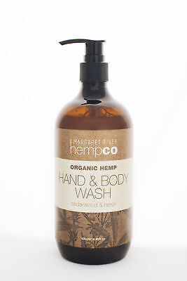NEW  Hand & Body Wash - Cedarwood & Neroli - 500 ml