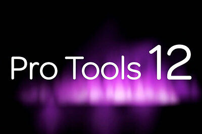 Avid Pro Tools 10  11 and   12.8  Perpetual License with Avid & ilok