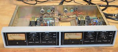 Ampex ATR-100 ATR 100 2 Channel I/O Assembly, For Parts Or Repair.