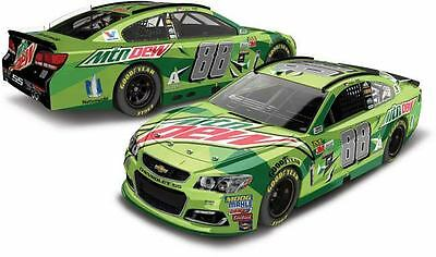 2017 Dale Earnhardt Jr #88 Mountain Dew 1:64 Action Nascar Diecast *pre Order*