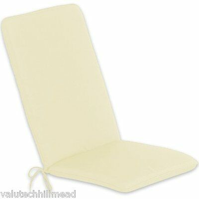 CC Collection Seat Pad with Back Cushion (Set of 2) in Natural